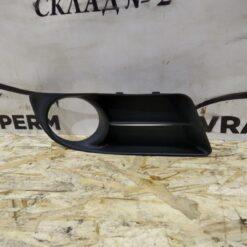 Решетка бампера переднего правая (под ПТФ) Toyota Corolla E12 2001-2007 5212702150, 5212712150 4