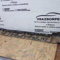 Накладка порога (наружная) прав. Renault Duster 2012>  7645800003R 2