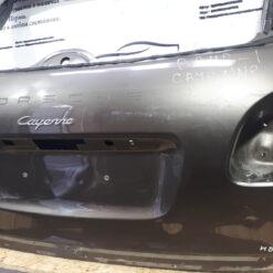 Дверь багажника зад. Porsche Cayenne 2010-2017 95851201104GRV 1