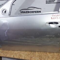 Дверь передняя левая Renault Duster 2012> 801015127R 1