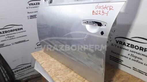 Дверь передняя левая Renault Duster 2012>   801015127R