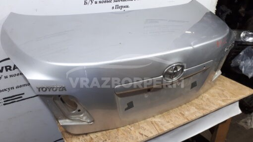 Крышка багажника зад. Toyota Camry V40 2006-2011   6440133451