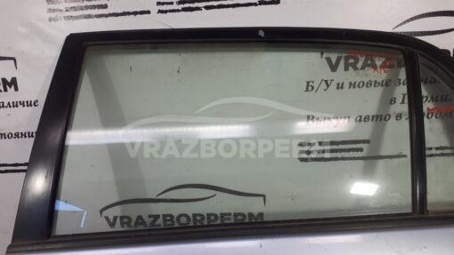 Стекло двери задней левой (опускное) Toyota Corolla E12 2001-2007  6810402080
