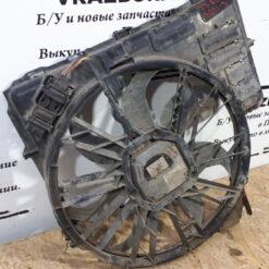 Вентилятор радиатора (диффузор) перед. BMW X5 E53 2000-2007 7521767 1
