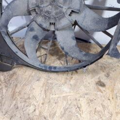 Вентилятор радиатора (диффузор) перед. BMW X5 E53 2000-2007 7521767 2