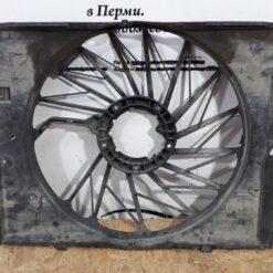 Кожух вентилятора (диффузор) перед. центр. BMW 5-серия E60/E61 2003-2009 1742754328203 1