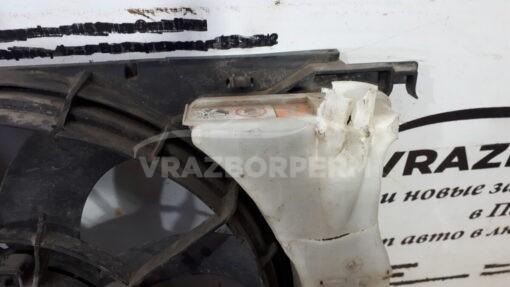 Вентилятор радиатора (диффузор) перед. Hyundai Solaris 2010-2017  253804LXXX