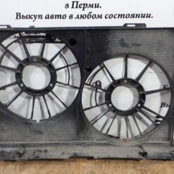 Кожух вентилятора (диффузор) перед. Lexus NX 200/300H 2014> 1671136140 1