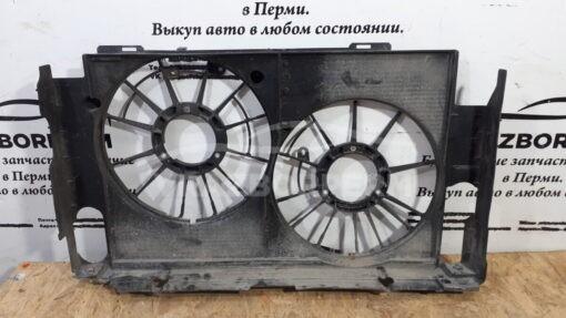 Кожух вентилятора (диффузор) перед. Lexus NX 200/300H 2014>  1671136140