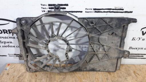 Кожух вентилятора (диффузор) перед. Opel Meriva 2003-2010  52414492 ,13181073,368135179