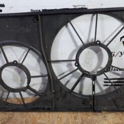 Кожух вентилятора (диффузор) перед. Volkswagen Passat [B7] 2011-2015 1k0121207 2