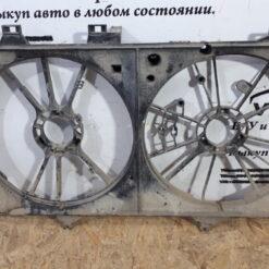 Кожух вентилятора (диффузор) перед. Toyota Camry V50 2011> 1671136120 3
