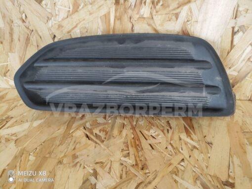 Решетка бампера переднего левая (без ПТФ) Suzuki SX4 2013>  7176161M005PK