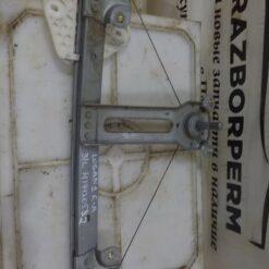 Стеклоподъемник механ. задний левый Renault Logan 2005-2014 8200783890, 8200804307, 6001550273 2