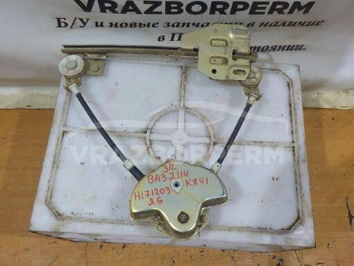 Стеклоподъемник механ. задний левый VAZ 21140  21096204011