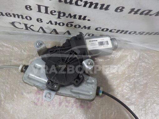 Стеклоподъемник электр. задний левый Hyundai Solaris 2010-2017    834011R110, 834011R010
