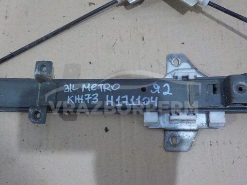 Стеклоподъемник механ. задний левый Chevrolet Metro (MR226) 1998-2001  30013895