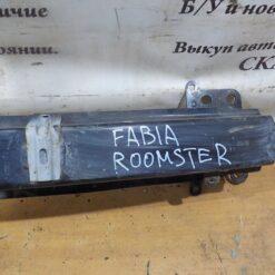Усилитель переднего бампера Skoda Fabia 2007-2015 5J0807109B, 5J0807109A 3