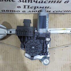 Стеклоподъемник электр. задний левый Opel Astra H / Family 2004-2015 13100423, 140308 2