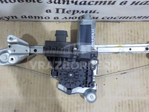 Стеклоподъемник электр. задний левый Opel Astra H / Family 2004-2015  13100423, 140308