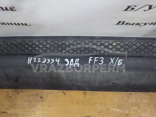 Спойлер бампера (юбка) задн. Ford Focus III 2011>  STFDA6087B0, 1705755