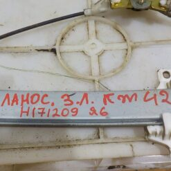 Стеклоподъемник механ. задний левый Chevrolet Lanos 2004-2010 96304132 3