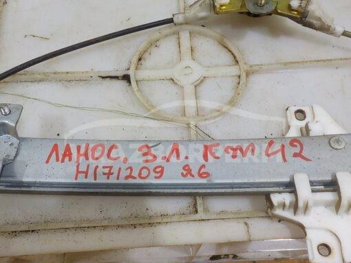 Стеклоподъемник механ. задний левый Chevrolet Lanos 2004-2010  96304132