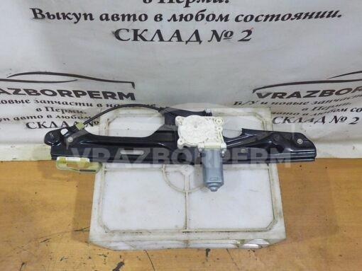 Стеклоподъемник электр. задний левый BMW X3 F25 2010-2017  51357355639