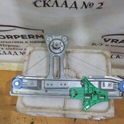 Стеклоподъемник механ. задний левый Opel Astra J 2010> 0140315, 13260131, 13313571 2