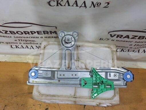Стеклоподъемник механ. задний левый Opel Astra J 2010>  0140315, 13260131, 13313571