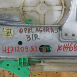 Стеклоподъемник механ. задний левый Opel Astra J 2010> 0140315, 13260131, 13313571 3