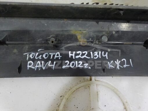 Накладка бампера (молдинг) передн. Toyota RAV 4 2013-2016  5271142040