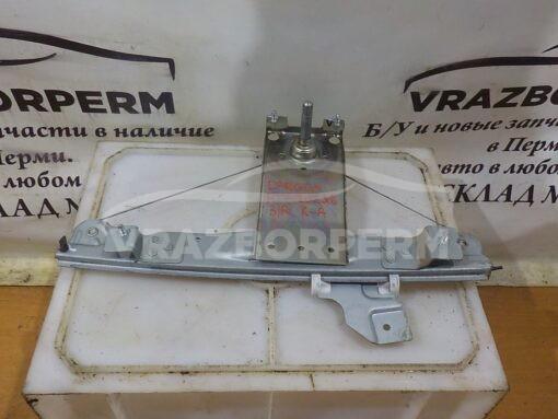 Стеклоподъемник механ. задний правый Renault Logan 2005-2014  8200783891, 8200901111, 8200804309, 6001550274