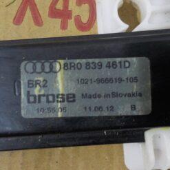 Стеклоподъемник электр. задний левый Audi Q5 [8R] 2008-2017 8R0839461D, 8R0839461B 2