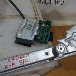 Стеклоподъемник электр. задний левый Peugeot 607 2000-2010 922359, 0000922359 3