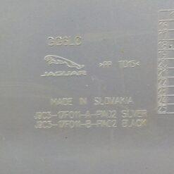 Накладка бампера (молдинг) передн. Jaguar E-PACE 2017> J9C317F011APIA01, J9C317F011BPIA02 6