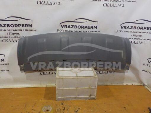 Накладка бампера (молдинг) передн. Land Rover Range Rover Sport 2013>  JK6217F011CAW,  LR109870