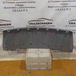 Накладка бампера (молдинг) передн. Land Rover Range Rover Sport 2013> JK6217F011CAW, LR109870 5