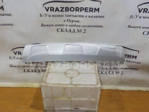 Накладка бампера (молдинг) передн. VAZ LADA VESTA 2015>  8450031000