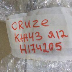 Насос топливный электрический Chevrolet Cruze 2009-2016 13578733, 13586327 1