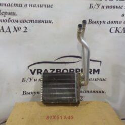 Радиатор отопителя (печка) Renault Logan 2005-2014  6001547484