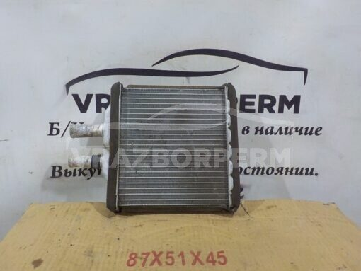 Радиатор отопителя (печка) Chevrolet Lacetti 2003-2013  96554446