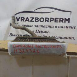 Радиатор отопителя (печка) Chevrolet Metro (MR226) 1998-2001 91171580 1