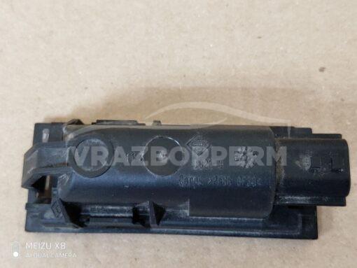 Фонарь подсветки номера Renault Megane II 2003-2009  8200480127
