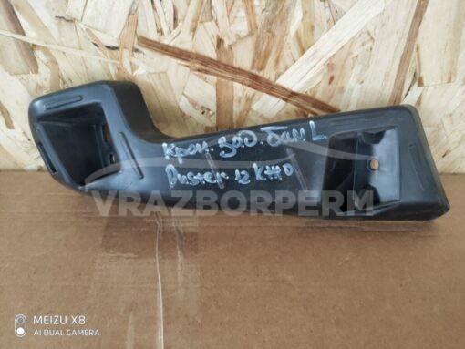 Кронштейн бампера заднего левый Renault Duster 2012>  850A78615R