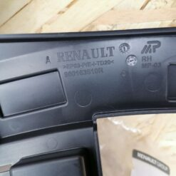 Кронштейн бампера переднего правый Renault Arkana 2019> 960163510R 3