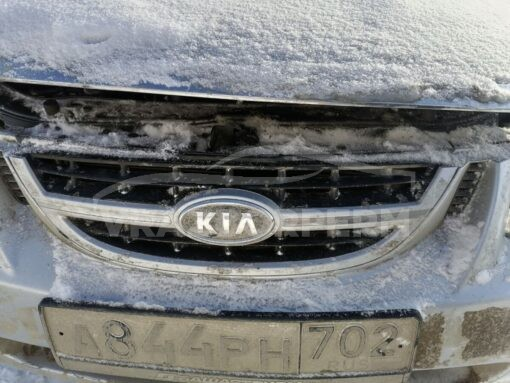 Kia Cerato 2006г. седан 1,6 G4ED МКПП с кондиционером