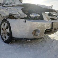 Kia Cerato 2006г. седан 1,6 G4ED МКПП с кондиционером 5