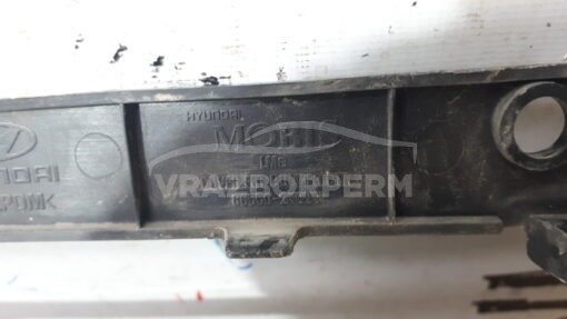 Решетка бампера переднего центральная (без ПТФ) Hyundai ix35/Tucson 2010-2015  865502y000