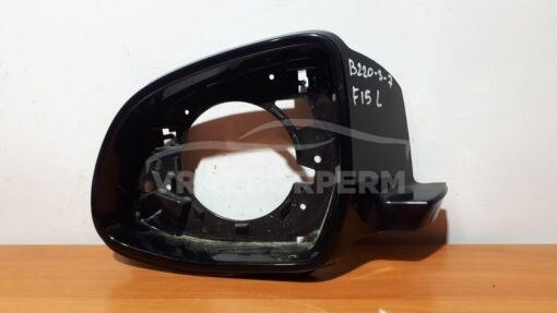 Крышка зеркала левого (кожух) перед. BMW X5 F15 2013>  A047066